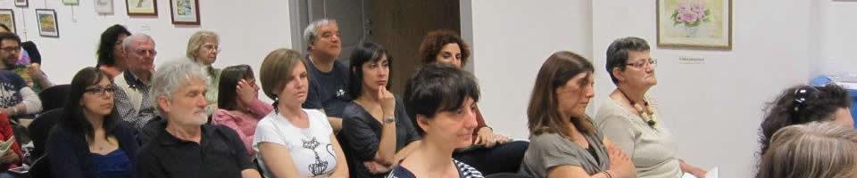 12 maggio 2012, conferenza