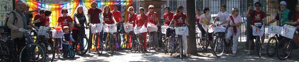 Biciclettata del gruppo di base